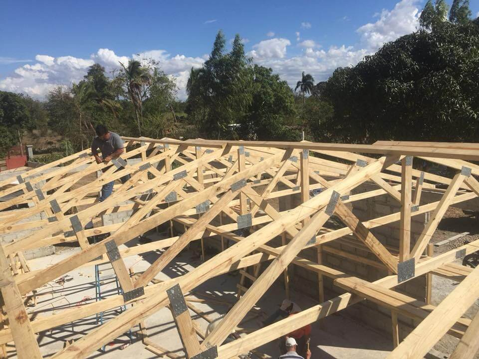 gospel for haiti building projects