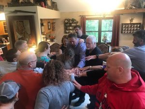 Prayer groups and home church meetings are so vital!